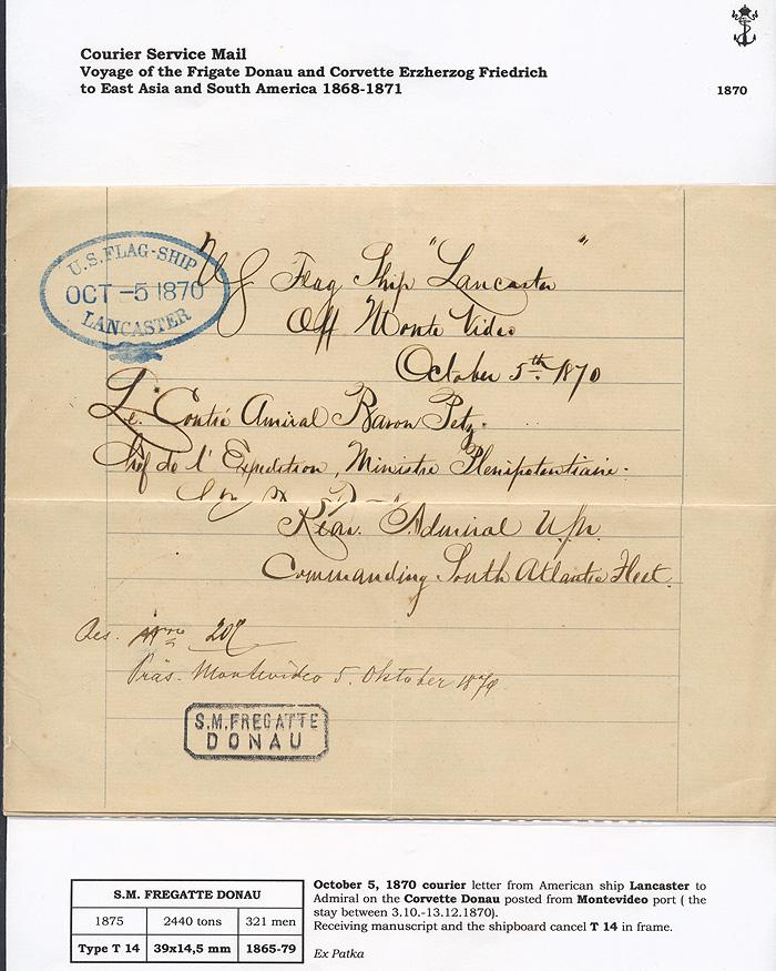 Lot 20 - Imperial (and) Royal Navy  -  Merkurphila OG Auction #36