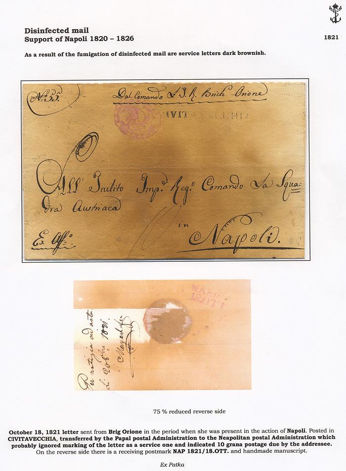 Lot 4 - Imperial (and) Royal Navy  -  Merkurphila OG Auction #36
